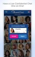 Screenshot of Quest Chat
