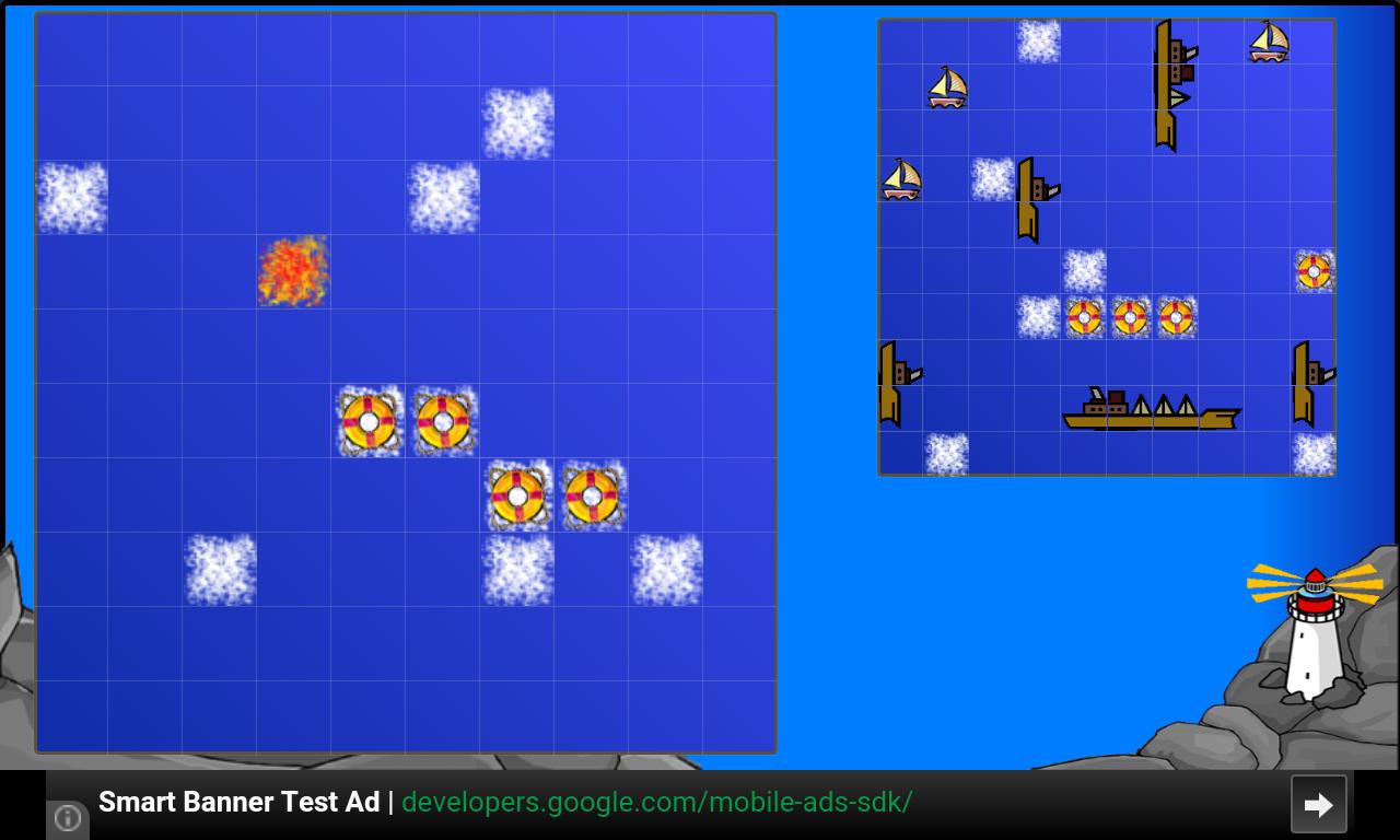 Schiffe Versenken (Bluetooth!) - screenshot