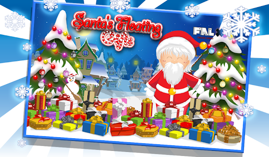 Santa Floating Gifts- screenshot thumbnail