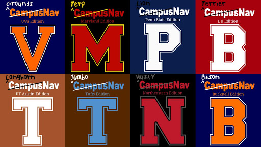 CampusNav: College Maps GPS