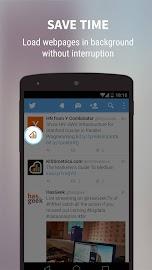 Flynx Browser (Beta) Screenshot 1