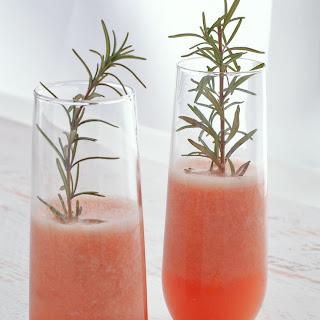 Rosie Red Greyhound Cocktail.