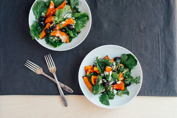 Fall in love with vegetables again.