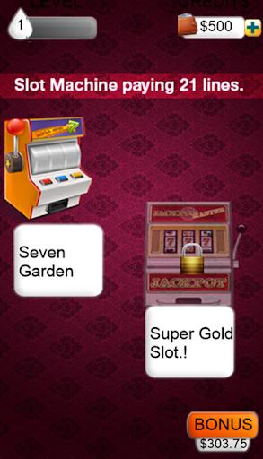 Super Slots Machine