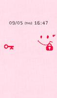 Screenshot of Cute wallpaper★pinky stitch