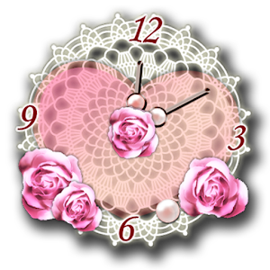 Heart Analog Clock Widget 1 05 Apk, Free Personalization Application