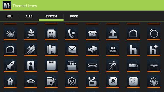 Apex/Nova - Warfield Icon Pack v1.0.7