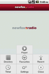Newfox Radio- screenshot thumbnail