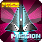 Space Shooter Mission Epsilon icon