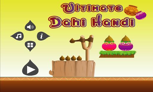 Ultimate Dahi Handi Knock Down