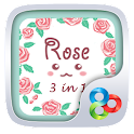Rose GO Launcher Theme icon