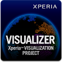 Xperia™ Visualizer logo