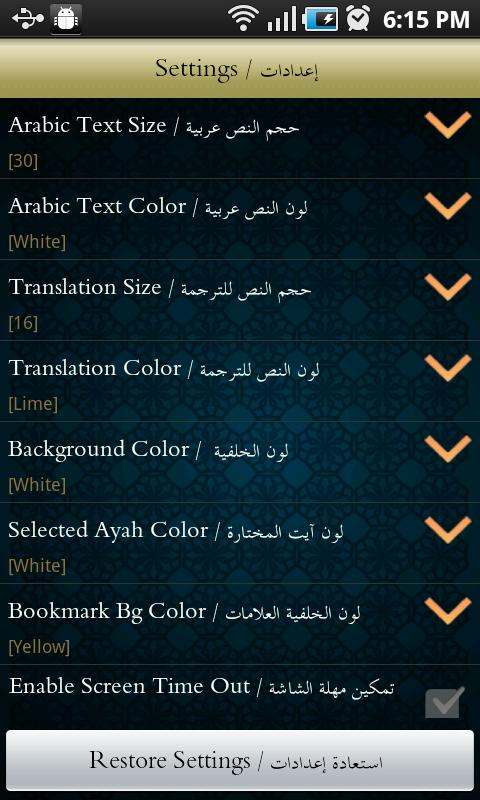 Surah YaSin Audio Urdu- screenshot