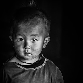 Hmong Boy by Elliot Moore - Babies & Children Toddlers