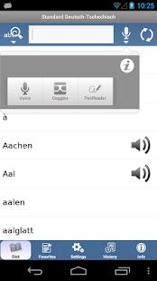 Standard Tschechisch - screenshot thumbnail