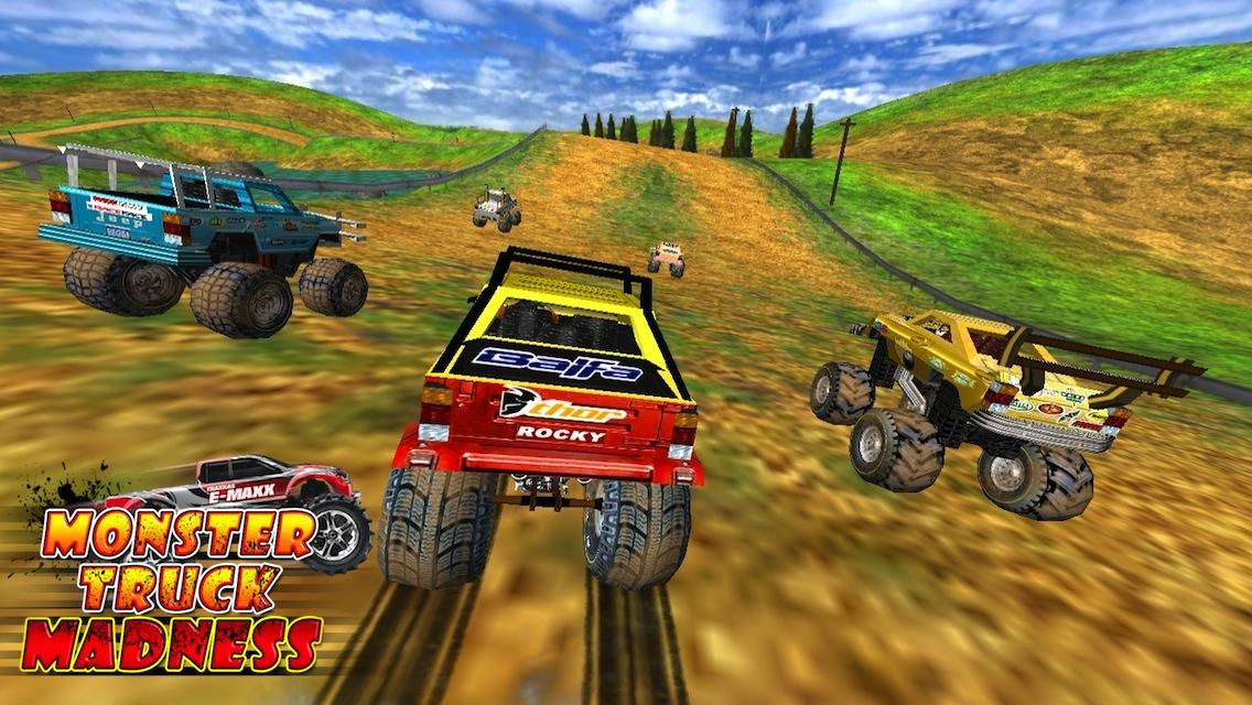 off road 3d games