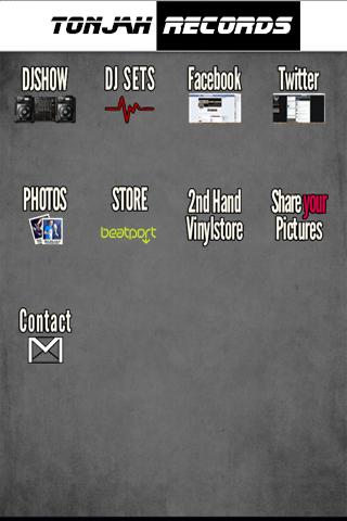Tonjah Records - Official App