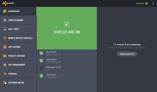 Mobile Security & Antivirus v4.0.7874