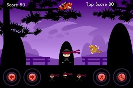 Mad Cats vs Ninja- screenshot thumbnail