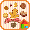 Well baked cookie man dodol icon