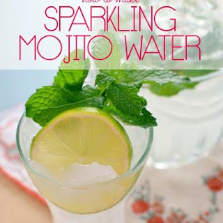 Sparkling Mojito Water.