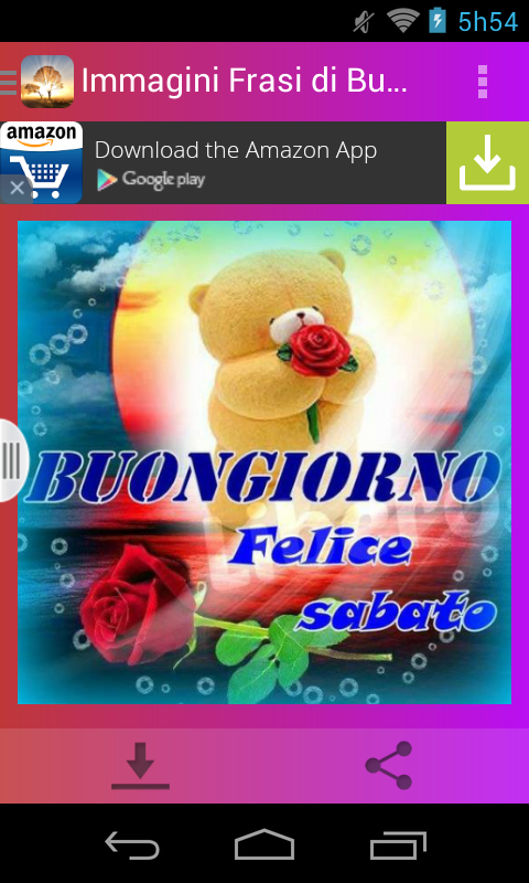 Populaire Immagini Frasi di Buongiorno - Android Apps on Google Play BT23