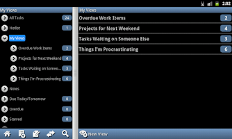 Screenshot of Ultimate To-Do List - Tablet