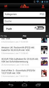 chillmo - Die Schnäppchen-App - screenshot thumbnail