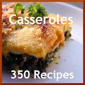 350 Casserole Recipes
