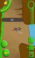 Screenshot of Soul Rider