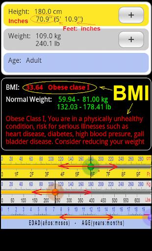 【免費健康App】InBMI-APP點子
