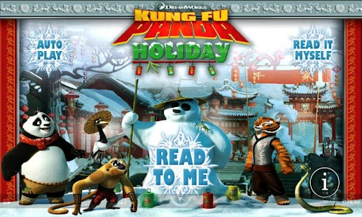 Kung Fu Panda Holiday- screenshot thumbnail