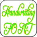 Best Handwriting Fonts Galaxy icon