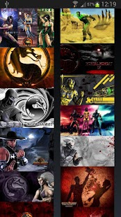 Mortal Kombat Wallpapers- screenshot thumbnail