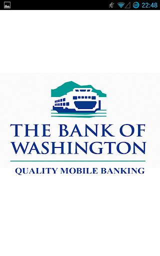 The Bank of Washington Mobile