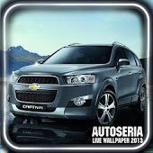 Chevrolet Car Live Wallpaper