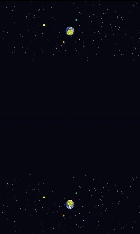 ShootingStars for near-sighted - screenshot