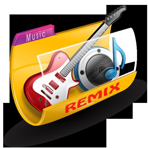 Nhac Remix LOGO-APP點子
