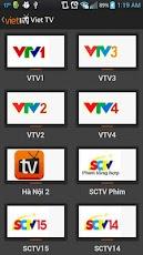 phần mềm xem tivi online cho Android 3