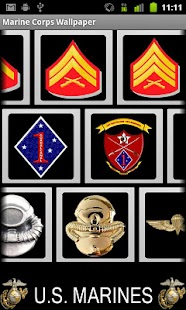 Marine Corps Wallpaper - screenshot thumbnail