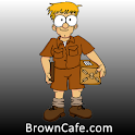 Brown Cafe logo