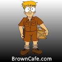 Brown Cafe logo