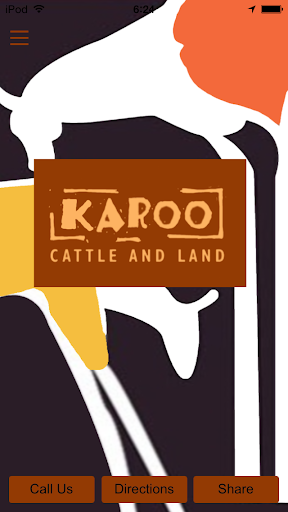 Karoo Cattle and Land - Irene