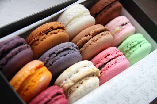 Macaroons (Macarons) from Bordeaux