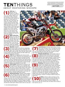 Motocross Action Magazine screenshot 2