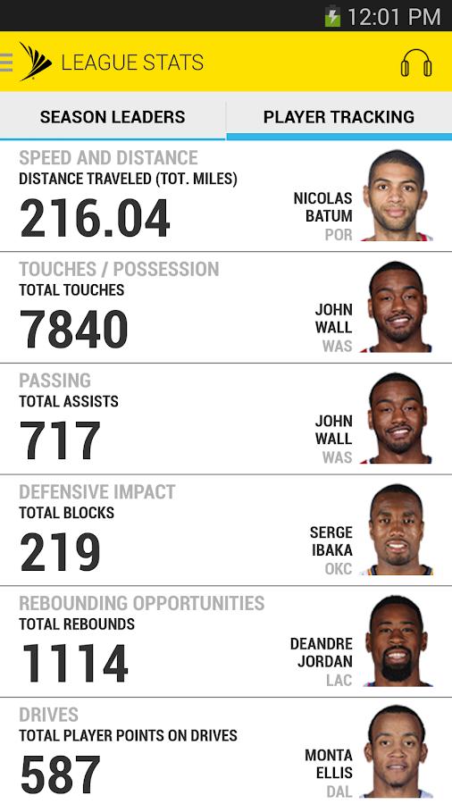 NBA Game Time 2014-15 - screenshot