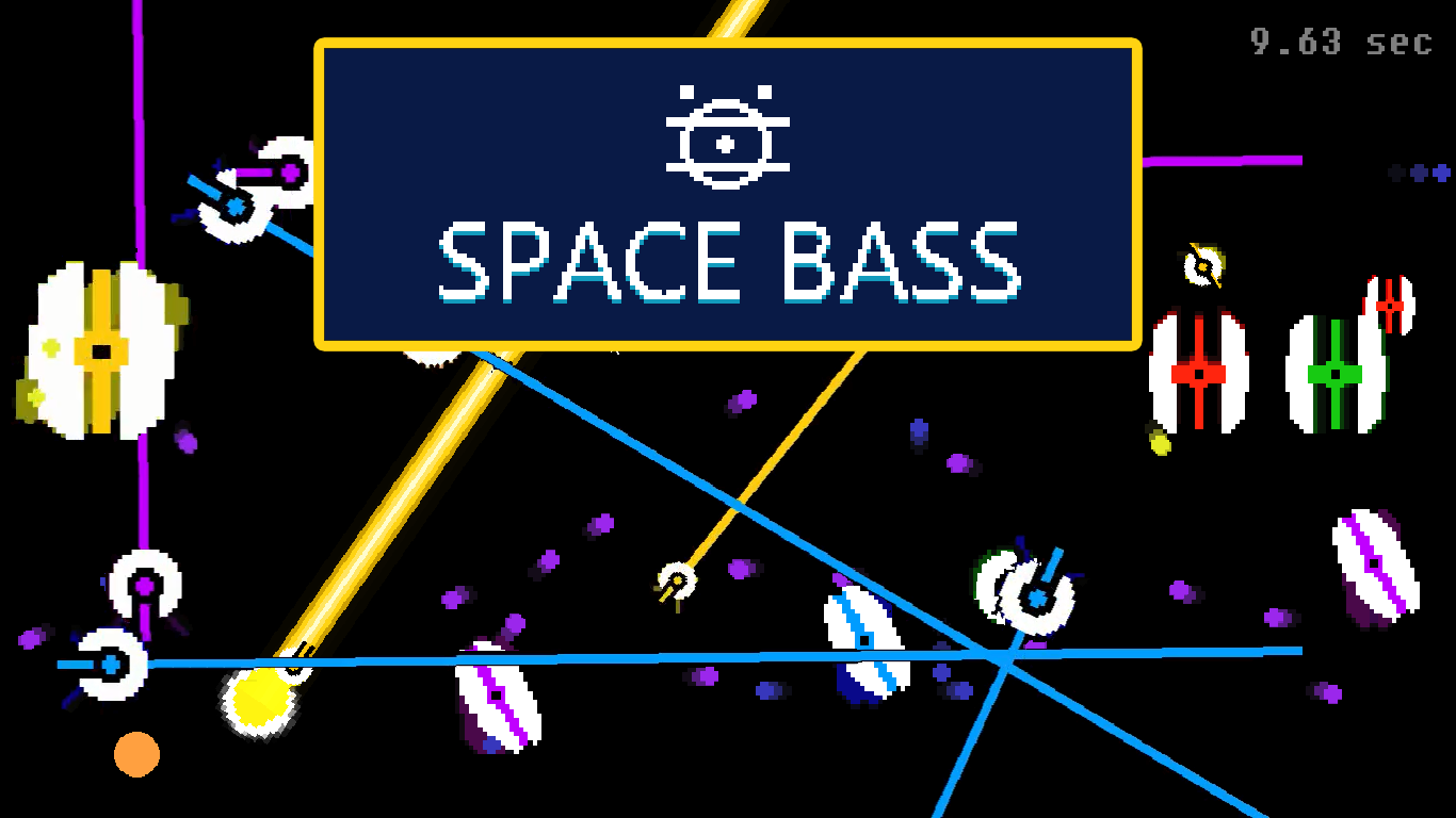 Space Bass - screenshot