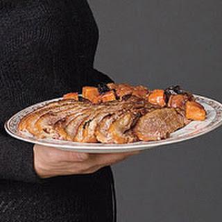 Brisket with Sweet-Potato Tzimmes