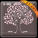Lovetree Theme GO Launcher EX logo