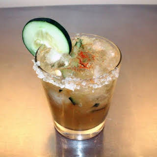 El Guapo Cocktail Recipe With Mezcal.